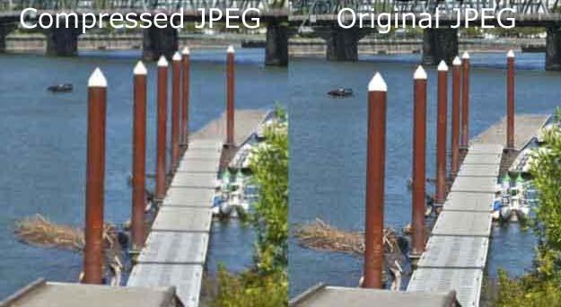 jpg compressed image