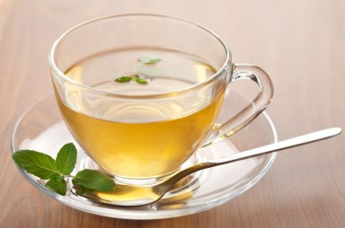 green tea drinks to lose belly fat fast
