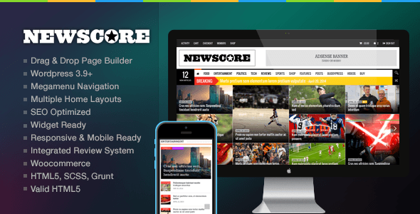 NewsCore-v1.6.0-A-Blog-Magazine-and-News free download