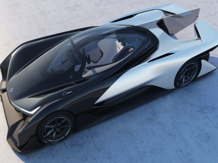 faraday_future_ffzero1_ces car