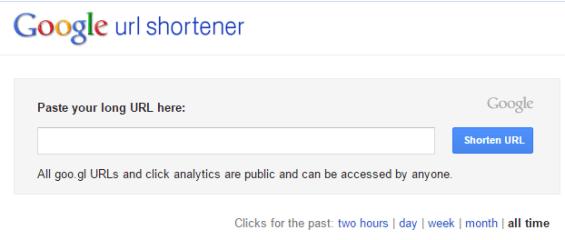 google-short-url access blocked sites