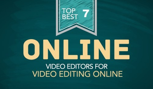 online video editor free