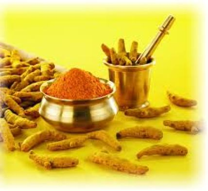 sandaalwood and turmeric Natural Remedies For Oily Skin