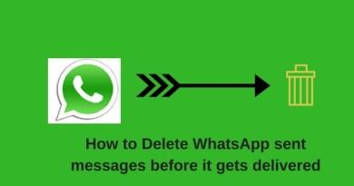delete whatsapp sent message