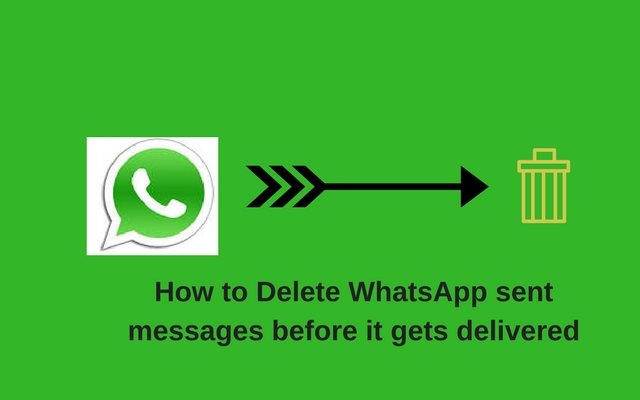 delete sent whatsapp message