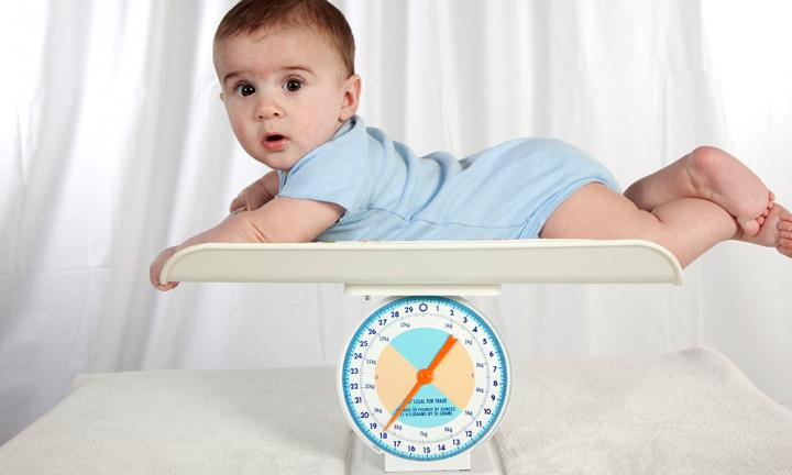 Increase Baby Weight