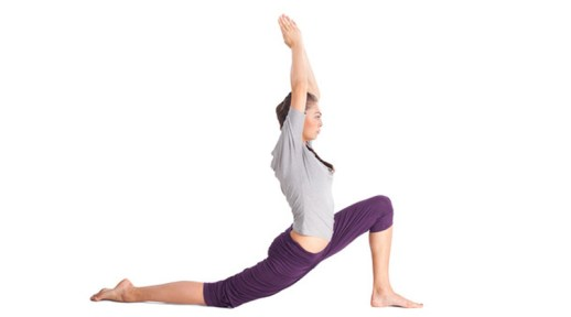 best yoga poses low lunge