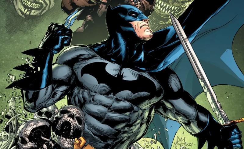 How rich is Batman? (Image by DC Comics)