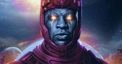 Kang the Conqueror by @spdrmnkyxxiii