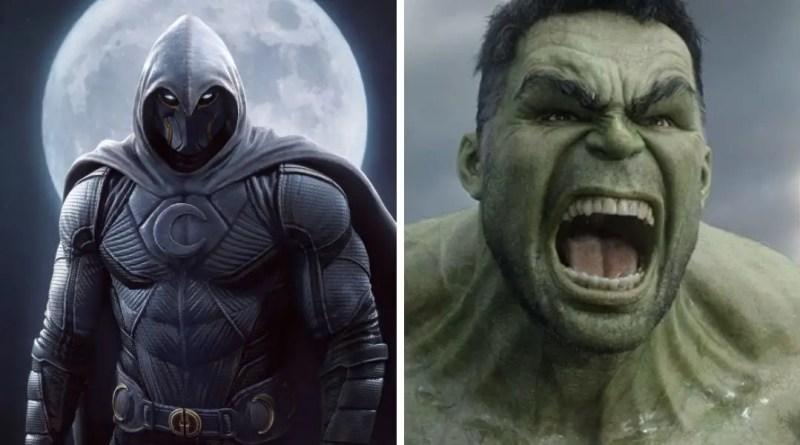 Moon Knight The Hulk