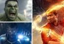Shang Chi Hulk Thor