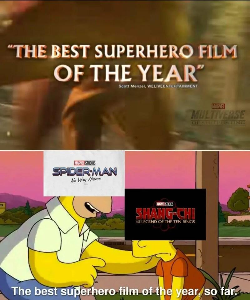 Best Marvel Memes September 2021