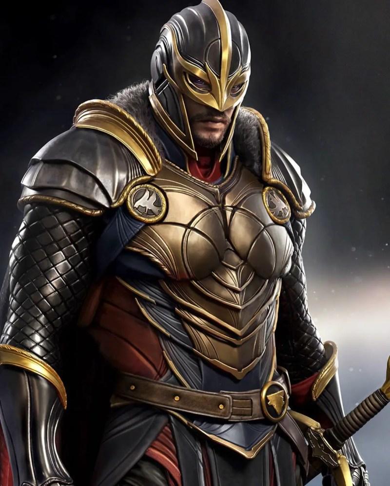Black Knight Eternals Powers