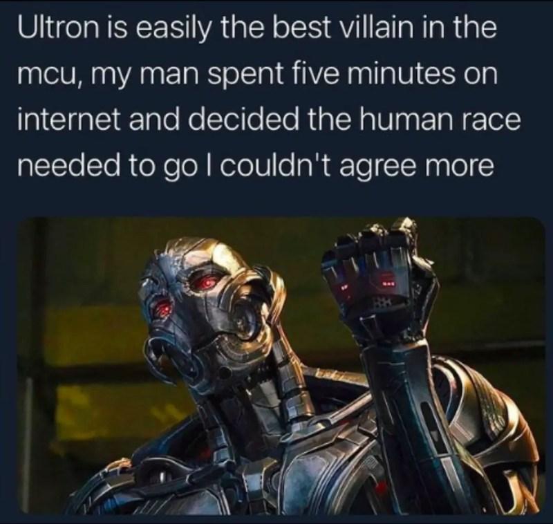 Ultron meme