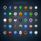 supernova icon pack