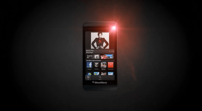 blackberry z10 BB10