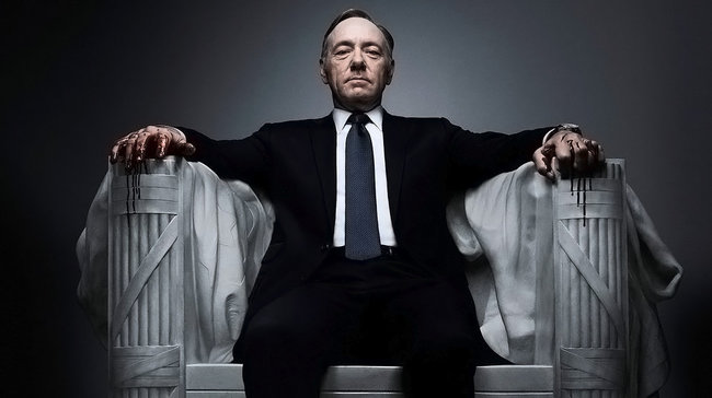 house of cards netflix exclusive