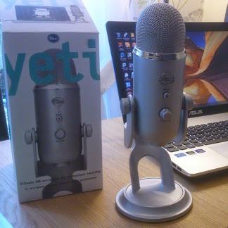 yeti blue microphone