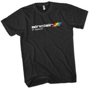 Sinclair-ZX-Spectrum-Mens-Premium-T-Shirt-Black-Large-0