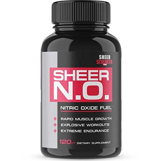 sheer N.O review