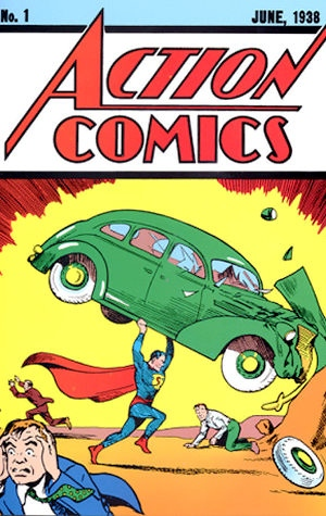 10 Most Expensive Comic Books Ever