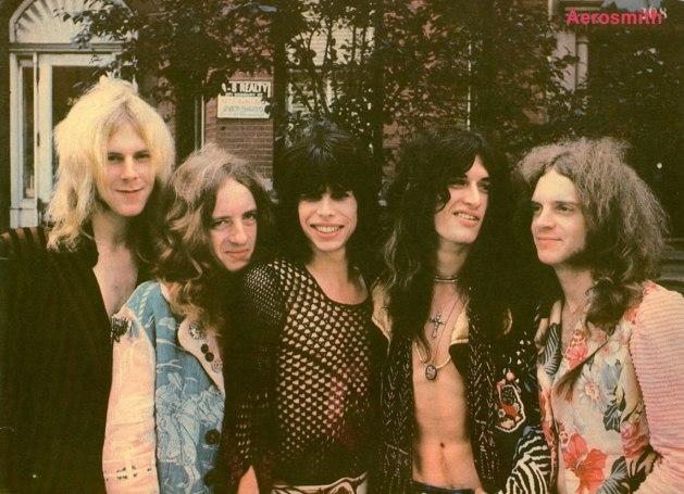 Aerosmith 1972