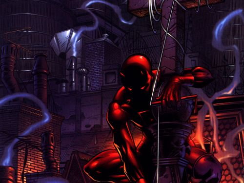 New Daredevil Series Loses Writer and Director Drew Goddard
