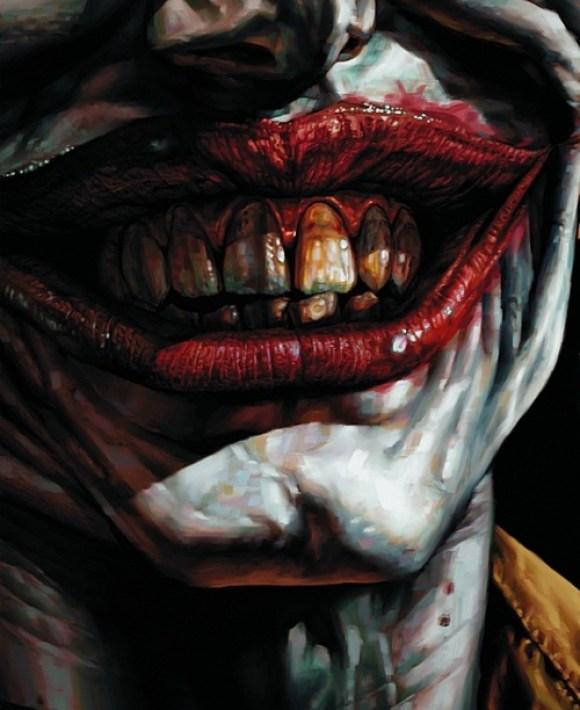 The Joker by Lee Bermejo