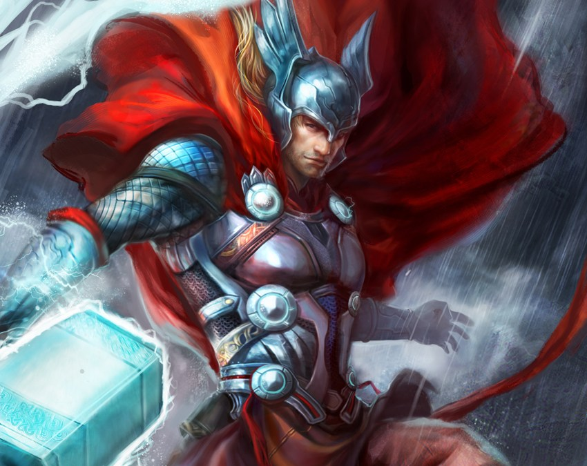 Thor-jiuge