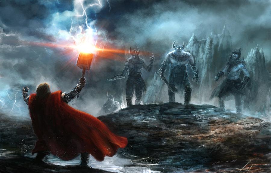 Thor-luca540