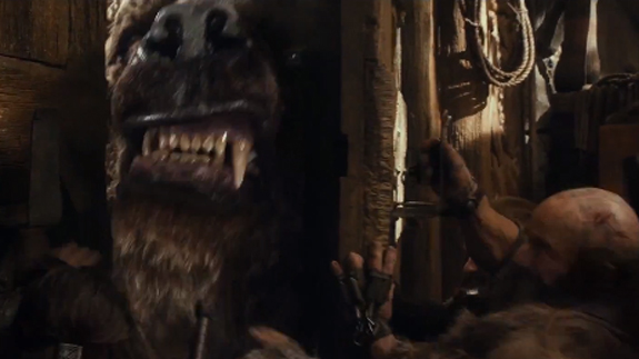 Beorn, from the first Trailer