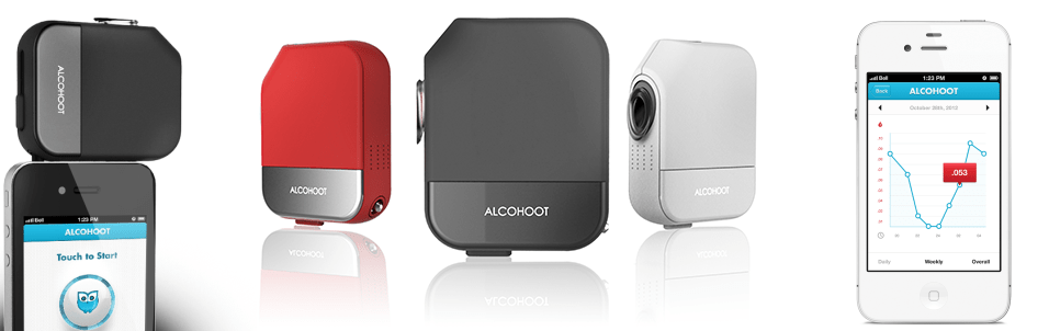 Alcohoot: Smartphone Breathalyzer Unveiled for the First Time
