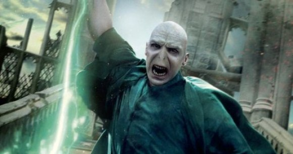 Harry Potter vs Voldemort