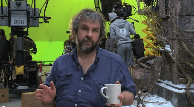 The Hobbit: The Desolation of Smaug Production Diary 11