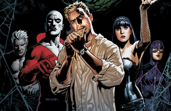 Dark Universe aka Justice League Dark