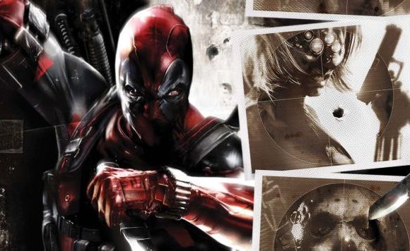 The Deadpool movie is moving forward...slowly.