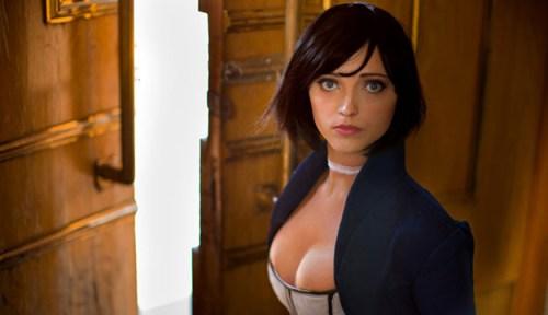 Elizabeth from BioShock