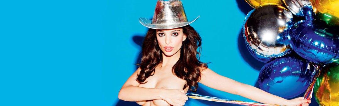 'Blurred Lines' Model Emily Ratajkowski