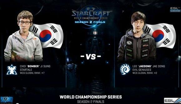 Bomber vs Jaedong