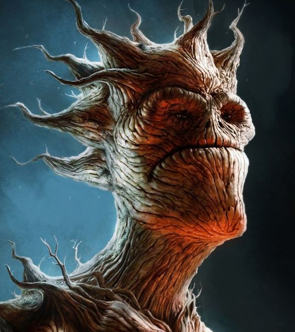Vin Diesel Practicing for his role as Groot in the upcoming Guardians of the Galaxy