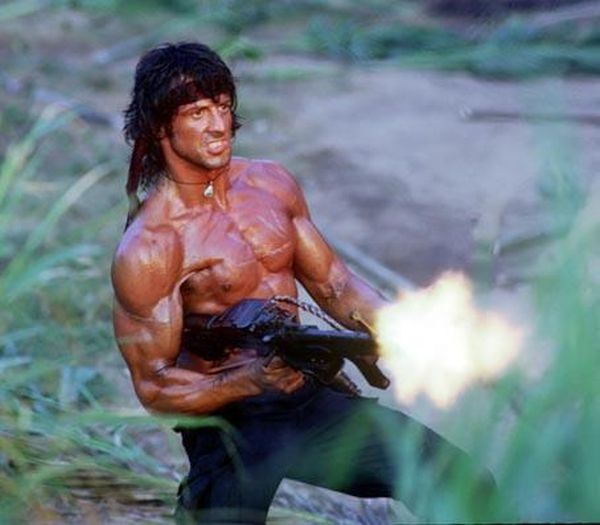 "Stallone Will Not Reprise ""Rambo"" in TV Adaption"