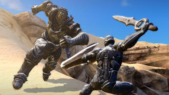 Infinity Blade III on the iPhone 5s – Is it really that good?
