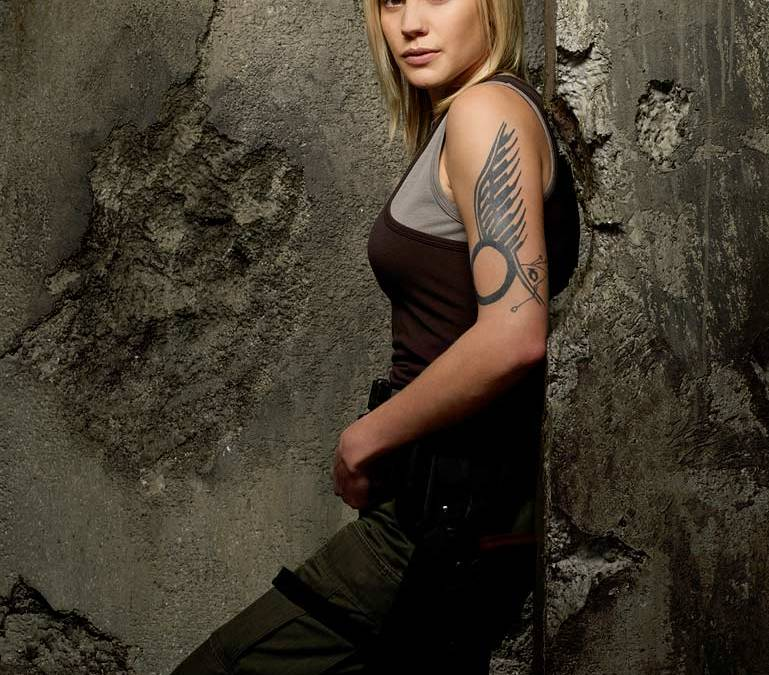Katee Sackhoff would love to be in Star Wars or play Harley Quinn