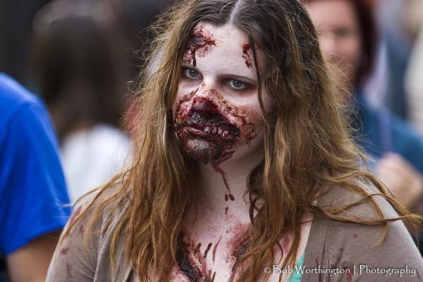 Zombie Walk 2013 by Bob Worthington Photography, on Flickr