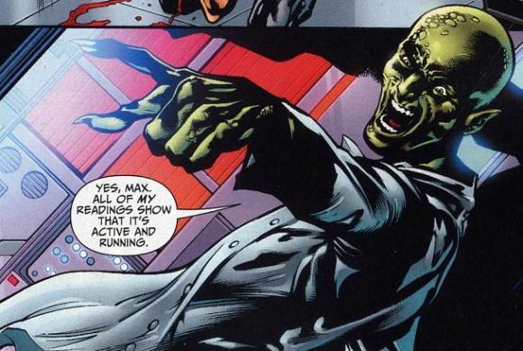 Dylan Neal cast as evil Professor Ivo in Arrow Season 2