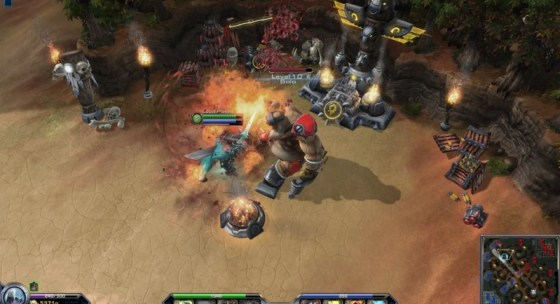 Heroes of the Storm Screenshot 2