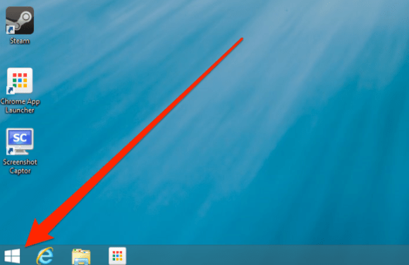 The Start Button without the Start-Menu makes a comeback