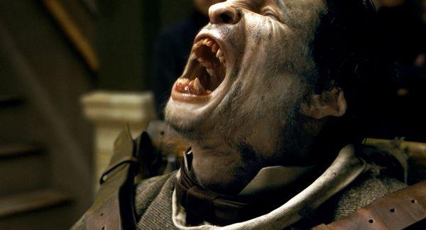 Top 10 Werewolf Transformations