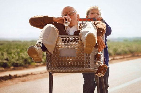 'Bad Grandpa' Defies 'Gravity' at the Boxoffice