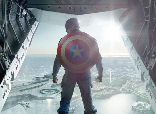 'Captain America: The Winter Soldier' First Official Trailer